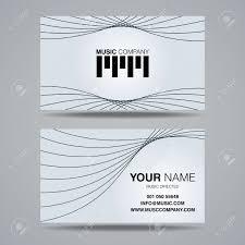 company name card template business name card design set