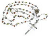 catholic rosary necklace catholic rosary bead necklaces