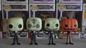 funko pop skellington side by side review the nightmare