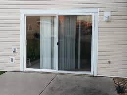 Patio French Doors With Built In Blinds by Chaney Windows And Doors Llc Portfolio Exterior Doors