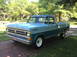 ford f250 1972 1972 ford f250 sport custom cer special
