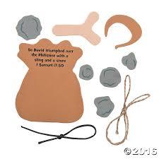david u0026 goliath ornament craft kit 12pk party supplies canada