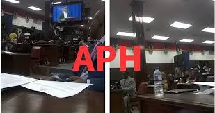 chambre des deputes haïti flash la loi sur l ucref vient d être voté par la chambre