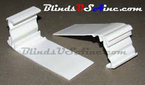 Roman Shade Parts - cellular and pleated shade parts components and mounting hardware