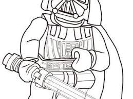 lego darth vader coloring pages lego star wars darth vader