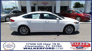 ford fusion ford fusion in clearwater fl walker ford
