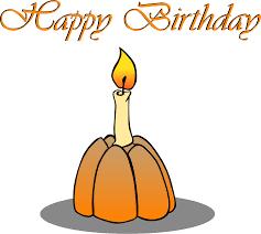 thanksgiving birthday clipart clipartxtras