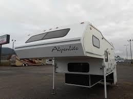 Alpenlite 5th Wheel Floor Plans Used 2000 Alpenlite Durango Durango 10 Truck Camper At Paul