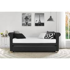 Daybed With Pull Out Bed Trundle Daybeds You U0027ll Love Wayfair