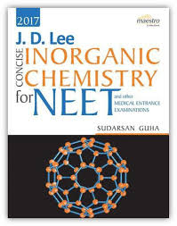 wiley u0027s j d lee concise inorganic chemistry for neet and other