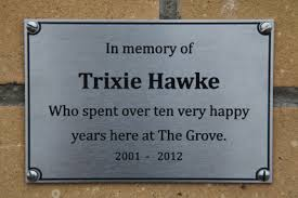 memorial plaques custom personalised memorial plaques uk hockerill engraving