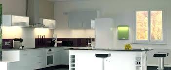 credence cuisine verre trempé credence en verre trempac pour cuisine credence cuisine verre trempe