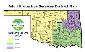 Map Of Oklahoma Counties Aps Map Jpg