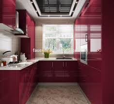 High Kitchen Cabinet by High Gloss Red Kitchen Cabinet High Gloss Red Kitchen Cabinet
