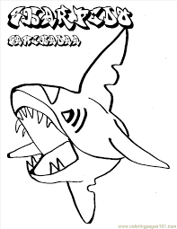 pokemon shark coloring free shark coloring pages
