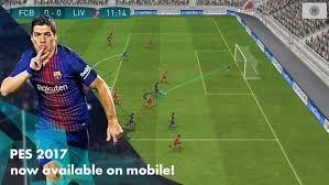pes apk pro evolution soccer 2017 apk obb pes 2017 android
