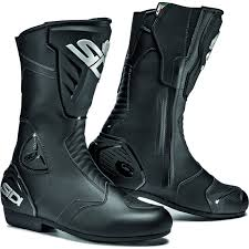 black moto boots sidi black rain motorcycle boots armoured touring motorbike