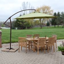 Costco Patio Umbrella Backyard Stunning Costco Offset Umbrella For Best Outdoor