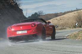 how many types of ferraris are there 2017 california t handling speciale review