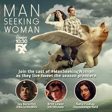 Seeking Season 3 Cast Seeking On Only 30 Minutes Until The Premiere