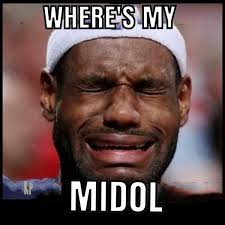 Midol Meme - cheese chick on twitter la llorona someone please go get this