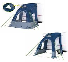 Apache Awnings Space Lite Porch Awning Rainwear