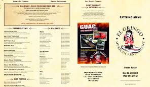 What Does El Patio Mean by El Gringo Mexican Restaurants
