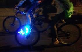 Monkey Bike Lights Monkey Light Pro Bicycle Wheel Animation Montague Bikes