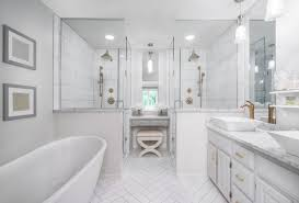 New Orleans Style Bathroom 12 Beautiful Marble Bathrooms The Scout Guide