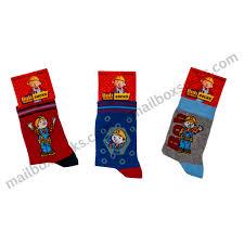 kids bob builder character socks http www mailboxsocks