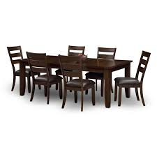 dining room value city furniture dining room sets in foremost