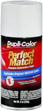 Automotive Paint Code Location Amazon Com Dupli Color Bns0601 Silver Metallic Nissan Perfect