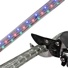color changing rope lights custom length rope lights