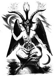 spirit halloween jumping dog baphomet wikipedia
