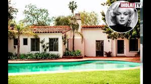 la única casa que perteneció a marilyn monroe está a la venta la