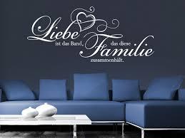 schöne familien sprüche wandtattoo liebe ist das band dass diese familie wandtattoo de