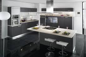 exemple de cuisine exemple cuisine en l exemple de plan de travail sur mesure pour