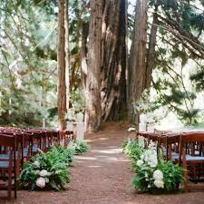 wedding aisle ideas 23 woodland wedding aisle decor ideas happywedd
