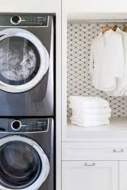 articles with laundry room design stackable washer and dryer tag
