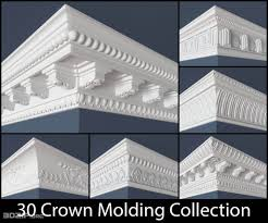 decorative plaster archives 3dzip org 3d model free download