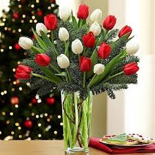 next day flowers buy bright tulip and iris bunch next day flower delivery send