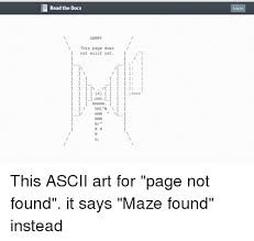 Ascii Art Meme - 25 best memes about ascii art ascii art memes