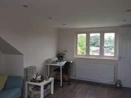 Loft Dormer Windows Matlock Loft Conversion Rear Dormer And En Suite Shower Room
