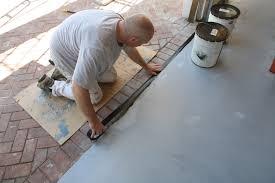 Epoxy Garage Floor Images by Ucoat It Do It Yourself Epoxy Floor Coating Kit Install Rod