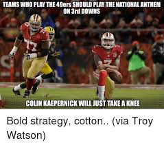 Anti 49ers Meme - 25 best memes about bold strategy cotton bold strategy