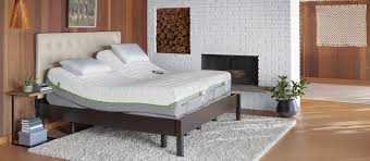 bedroom design dark wood tufted bed and reverie adjustable bed