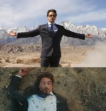 Tony Stark Meme - before after tony stark meme generator imgflip
