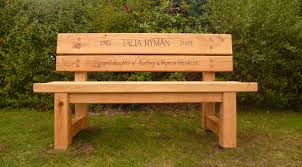 memorial bench the stapeley memorial bench engraved benches