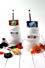mummy halloween treat cups frugal mom eh