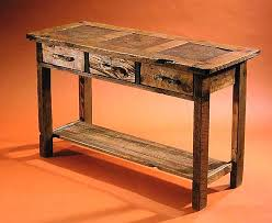 rustic x console table rustic console table rustic console table plans diy rustic x console